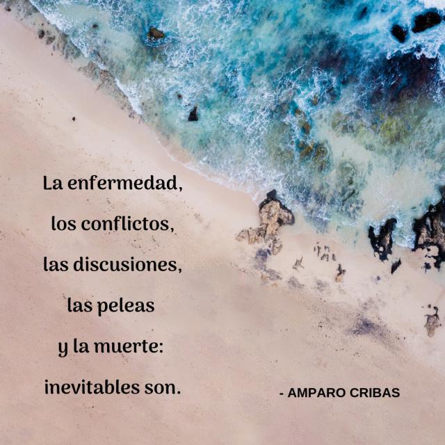 Inevitable - Amparo Cribas